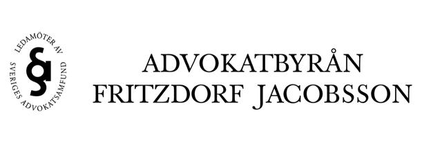 Advokatbyrån Fritzdorf-Jacobsson